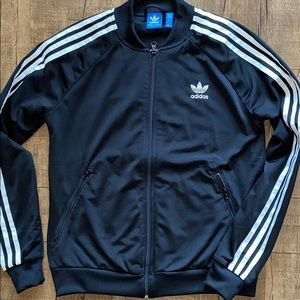 Adidas zip up jacket